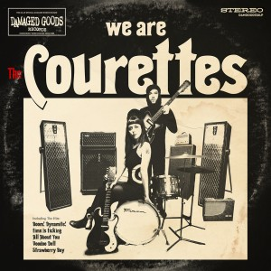 Image of The Courettes - We Are The Courettes - Reissue