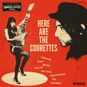 The Courettes - Here Are The Courettes - Reissue