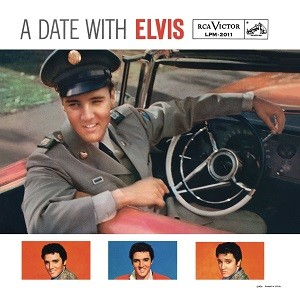 Image of Elvis Presley - A Date With Elvis