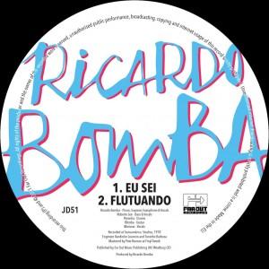 Image of Ricardo Bomba - Eu Sei / Flutuando