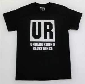 Underground Resistance - Official T-Shirt