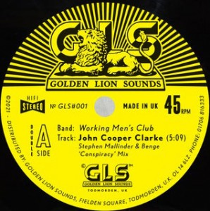 Image of Working Men's Club & W H Lung - GLS001