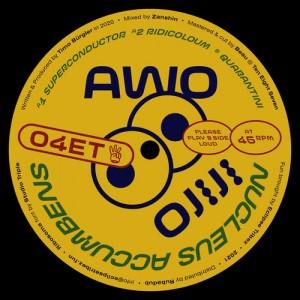 Awo Ojiji - Nucleus Accumbens EP