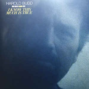 Image of Harold Budd - I Know This Much Is True - Music From The HBO Series (RSD21 EDITION)