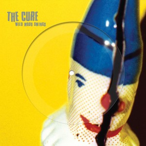 Image of The Cure - Wild Mood Swings (RSD21 EDITION)
