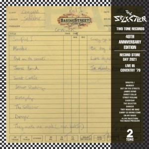 Image of The Selecter - Live In Coventry '79 (RSD21 EDITION)