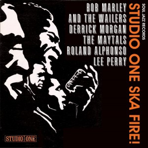 Image of Various Artists - Soul Jazz Records Presents: Studio One Ska Fire! Collectors 7