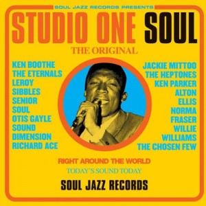 Image of Various Artists - Soul Jazz Records Presents: Studio One Soul (RSD21 EDITION)