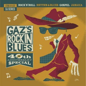 Image of Various Artists - Gaz's Rockin Blues - 40th Anniversary Special