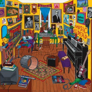 Image of Nolan Potter - Music Is Dead