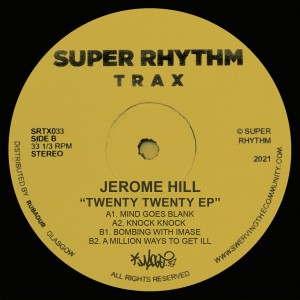 Jerome Hill - 2020 EP