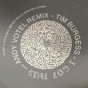 Image of Tim Burgess - I Got This - Andy Votel Remix