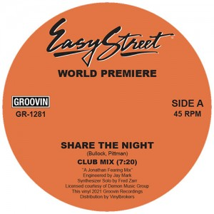 World Premiere - Share The Night