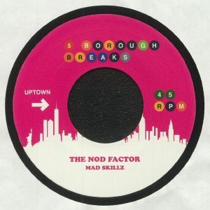 Image of Mad Skillz / Johnny Guitar Watson - The Nod Factor