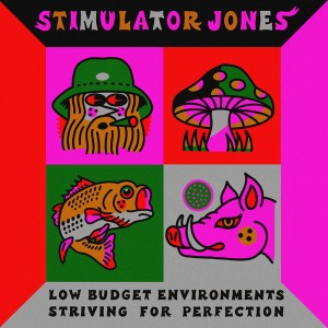 Image of Stimulator Jones - Low Budget Environments Striving For Perfection
