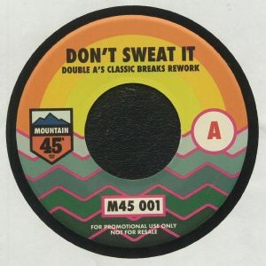 Image of Double A / Jeyone - Don't Sweat It