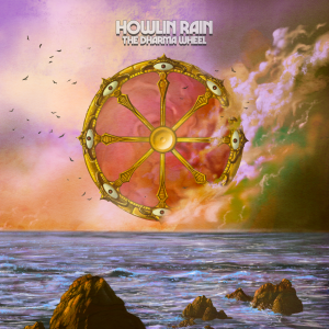 Image of Howlin Rain - The Dharma Wheel