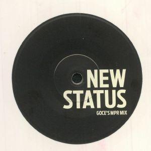 Image of DJ Goce - New Status / Lovin' The Game