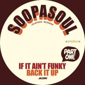 Image of Soopasoul - If It Ain't Funky Back It Up