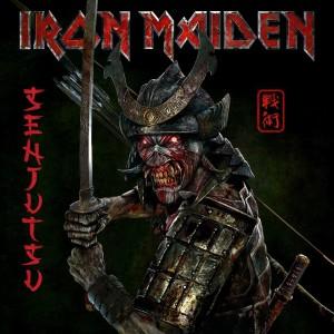 Image of Iron Maiden - Senjutsu