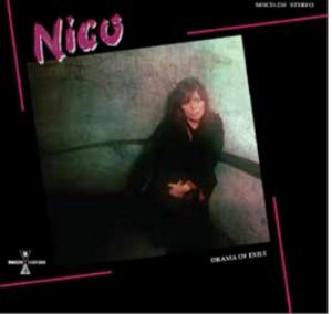 Image of Nico - Drama Of Exile - Reissue