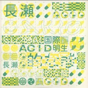 Image of Akio Nagase - Global Acid EP