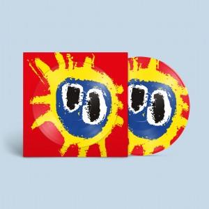 Primal Scream - Screamadelica - 30th Anniversary Picture Disc Edition