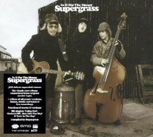 Image of Supergrass - In It For The Money - 2021 Remaster