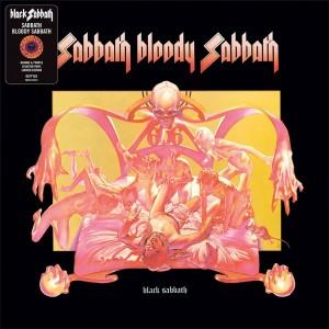 Black Sabbath - Sabbath Bloody Sabbath - Coloured Vinyl Reissue
