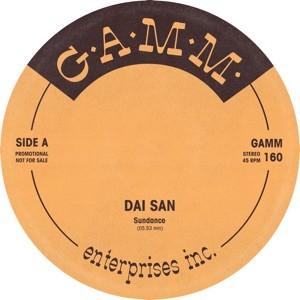 Image of Dai San - Sundance EP