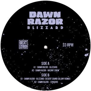 Image of Dawn Razor - Blizzard EP