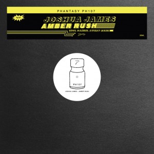 Image of Joshua James - Amber Rush - Inc. Daniel Avery Remix