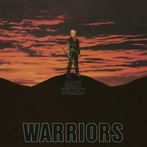 Gary Numan - Warriors - 2021 Reissue