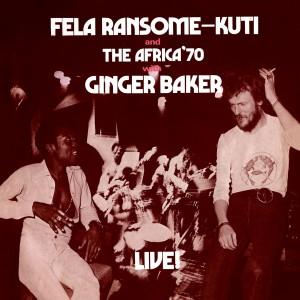 Fela Kuti - Live! With Ginger Baker