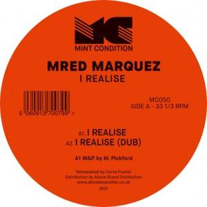 Mred Marquez - I Realise