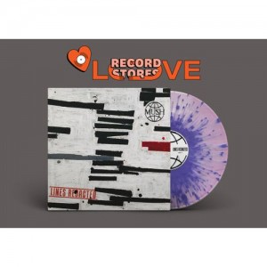 Image of Mush - Lines Redacted - Love Record Stores 2021 Edition