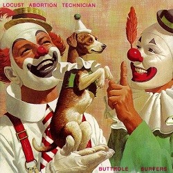 Butthole Surfers - Locust Abortion Technician - Love Record Stores 2021 Edition