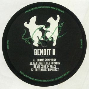 Image of Benoit B - We Come In Peace