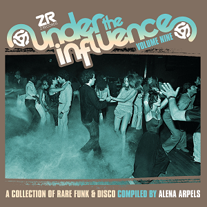 Various Artists - Under The Influence Vol. 9 Compiled By Alena Arpels