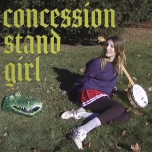 Image of Naomi Alligator - Concession Stand Girl