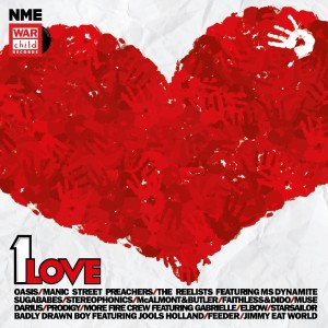 Image of Various Artists - 1 Love