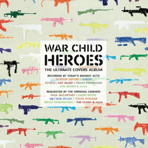 Image of Various Artists - War Child Presents Heroes