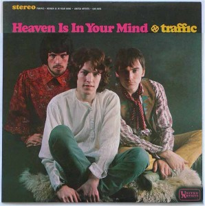 Image of Traffic - Heaven Is In Your Mind / Mr. Fantasy
