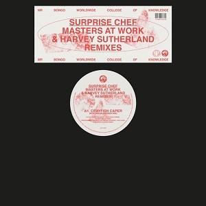 Surprise Chef - Maw & Harvey Sutherland Remixes