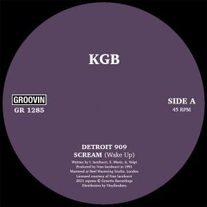 Image of KGB - Detroit 909