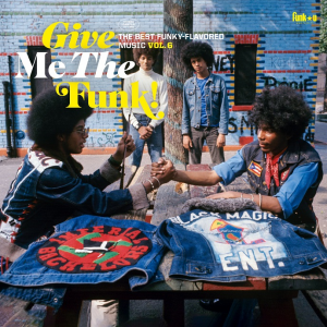 Image of Various Artists - Give Me The Funk! The Best Funky-Flavoured Music Vol. 6