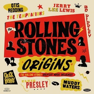 Various Artists - The Rolling Stones - Origins (Greatest Music Influences)