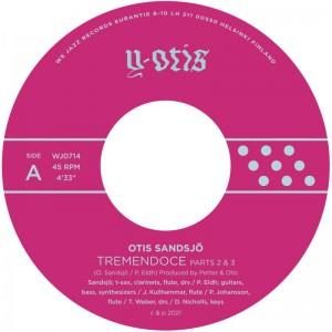 Otis Sandsjö - Tremendoce, Pt. 2 & 3 / Skerry