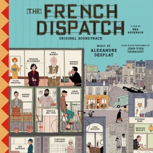 Various Artists - The French Dispatch OST