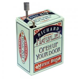 Richard Hawley - Open Up Your Door - Music Box